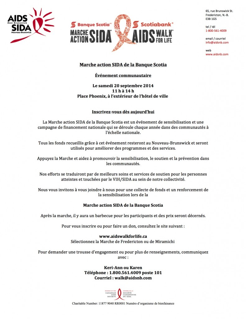 2014 REGISTER DONATE Community Events Notice - FRENCH copy